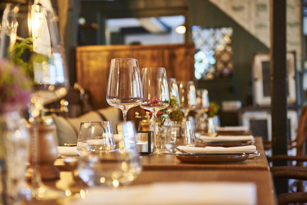 Half Moon Kirdford Restaurant in West Sussex